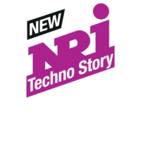 Logo of radio station NRJ Techno Story