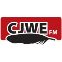 Logo of radio station CJWE 88.1 FM