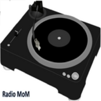 Logo of radio station RadioMoM