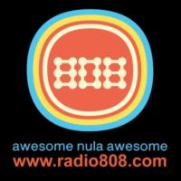 Logo of radio station Radio 808