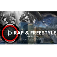 Logo of radio station RAP FREESTYLE