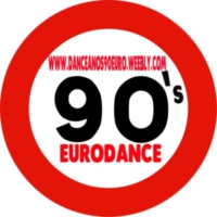 Logo of radio station Eurodance 90's