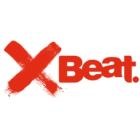 Logo of radio station xbeat.org