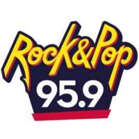 Logo of radio station Rock & Pop 95.9 FM