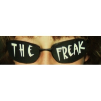 Logo de la radio The Freak