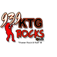 Logo of radio station Power Rock 93.9 WKTG