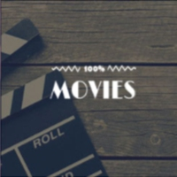 Logo of radio station 100FM - Movies