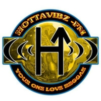 Logo of radio station Hottavibz.FM Radio