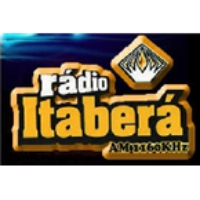 Logo of radio station Rádio Itabera