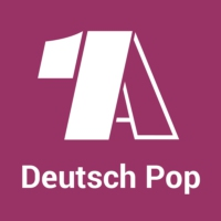 Logo of radio station - 1A Deutsch Pop -
