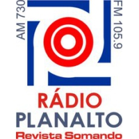 Logo of radio station Radio Planalto FM