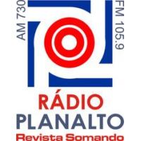 Logo de la radio Radio Planalto FM