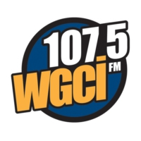 Logo of radio station 107.5 WGCI