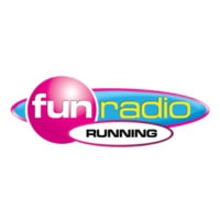 Logo of radio station Fun Rádio Running