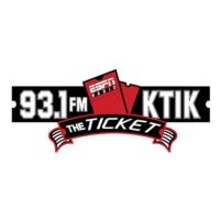 Logo de la radio KTIK SportsRadio 1350 AM