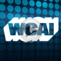 Logo of radio station WCAI 90.1 FM