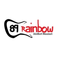 Logo of radio station Rainbow 89