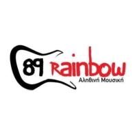 Logo de la radio Rainbow 89