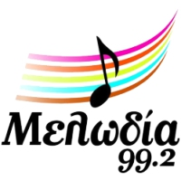 Logo of radio station Μελωδία FM 99,2