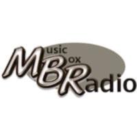 Logo of radio station Music Box Radio