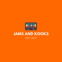 Logo of radio station Jams and Kooks