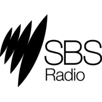 Logo of radio station SBS Radio 1