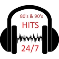 Logo of radio station Best 80's & 90's Hits