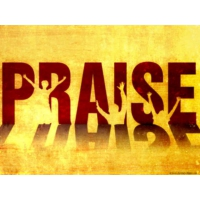 Logo of radio station African Praise Radio