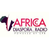 Logo of radio station ADR - Africa Diaspora Radio