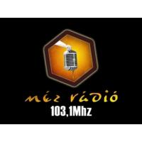 Logo of radio station Méz Rádió - Veszprém