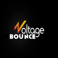 Logo of radio station VOLTAGE BOUNCE
