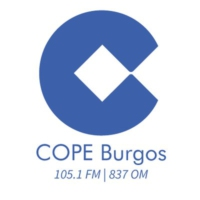 Logo of radio station COPE Burgos