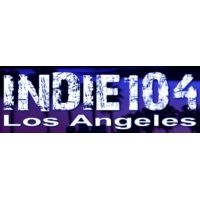 Logo of radio station Indie 104 - iRadio LA