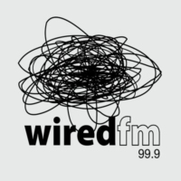 Logo of radio station Wired FM
