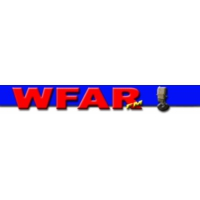 Logo of radio station WFAR FM
