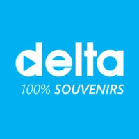 Logo of radio station Delta FM 100% Souvenirs