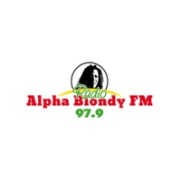 Logo de la radio Alpha Blondy Fm