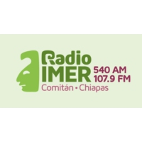 Logo of radio station XHEMIT IMER 107.9 FM
