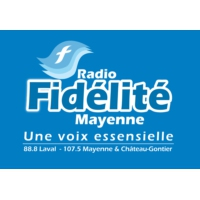 Logo de la radio Fidélité Mayenne
