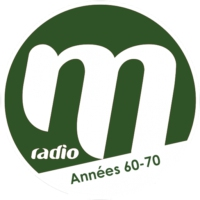 Logo of radio station M Radio Années 60/70