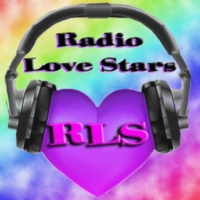 Logo of radio station RadioLoveStars