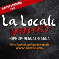 Logo of radio station La Locale Webradio