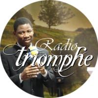 Logo of radio station Radio Triomphe