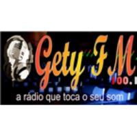 Logo de la radio Gety FM 100.1 FM Curimata