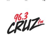 Logo de la radio 96.3 CRUZ FM