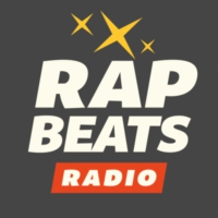 Logo of radio station RapBeats Radio