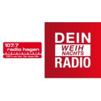 Logo of radio station 107.7 Radio Hagen – Dein Weihnachts Radio