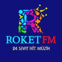 Logo of radio station Roket FM