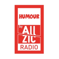 Logo of radio station Allzic Humour