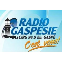 Logo of radio station Radio Gaspesie